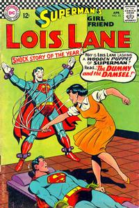 Cover Thumbnail for Superman's Girl Friend, Lois Lane (DC, 1958 series) #73