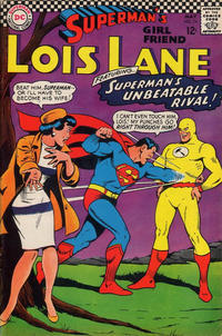 Cover Thumbnail for Superman's Girl Friend, Lois Lane (DC, 1958 series) #74