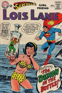Cover Thumbnail for Superman's Girl Friend, Lois Lane (DC, 1958 series) #76