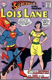 Cover Thumbnail for Superman's Girl Friend, Lois Lane (DC, 1958 series) #78