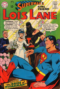 Cover Thumbnail for Superman's Girl Friend, Lois Lane (DC, 1958 series) #79