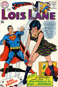 Cover for Superman's Girl Friend, Lois Lane (DC, 1958 series) #80