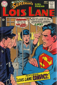 Cover Thumbnail for Superman's Girl Friend, Lois Lane (DC, 1958 series) #84
