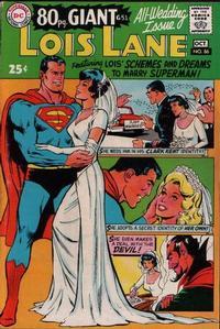 Cover Thumbnail for Superman's Girl Friend, Lois Lane (DC, 1958 series) #86