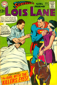 Cover Thumbnail for Superman's Girl Friend, Lois Lane (DC, 1958 series) #88