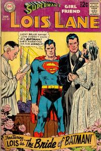 Cover Thumbnail for Superman's Girl Friend, Lois Lane (DC, 1958 series) #89