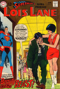 Cover Thumbnail for Superman's Girl Friend, Lois Lane (DC, 1958 series) #91
