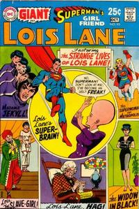 Cover Thumbnail for Superman's Girl Friend, Lois Lane (DC, 1958 series) #95
