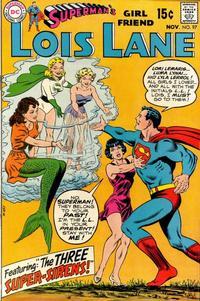 Cover Thumbnail for Superman's Girl Friend, Lois Lane (DC, 1958 series) #97