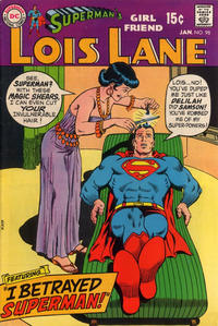 Cover Thumbnail for Superman's Girl Friend, Lois Lane (DC, 1958 series) #98