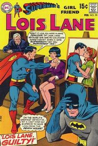 Cover Thumbnail for Superman's Girl Friend, Lois Lane (DC, 1958 series) #99