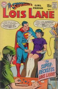 Cover Thumbnail for Superman's Girl Friend, Lois Lane (DC, 1958 series) #101