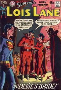 Cover Thumbnail for Superman's Girl Friend, Lois Lane (DC, 1958 series) #103