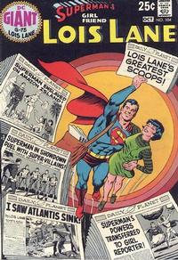 Cover Thumbnail for Superman's Girl Friend, Lois Lane (DC, 1958 series) #104