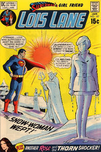 Cover Thumbnail for Superman's Girl Friend, Lois Lane (DC, 1958 series) #107