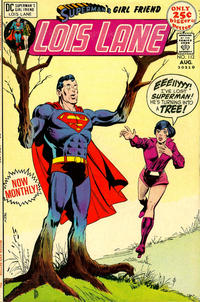 Cover Thumbnail for Superman's Girl Friend, Lois Lane (DC, 1958 series) #112