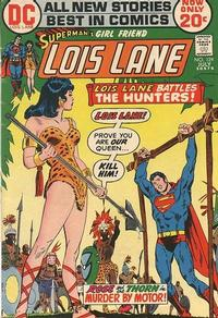 Cover Thumbnail for Superman's Girl Friend, Lois Lane (DC, 1958 series) #124
