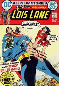 Cover Thumbnail for Superman's Girl Friend, Lois Lane (DC, 1958 series) #125
