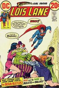 Cover Thumbnail for Superman's Girl Friend, Lois Lane (DC, 1958 series) #126