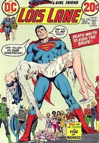 Cover Thumbnail for Superman's Girl Friend, Lois Lane (DC, 1958 series) #128