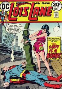 Cover Thumbnail for Superman's Girl Friend, Lois Lane (DC, 1958 series) #133