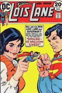Cover Thumbnail for Superman's Girl Friend, Lois Lane (DC, 1958 series) #134