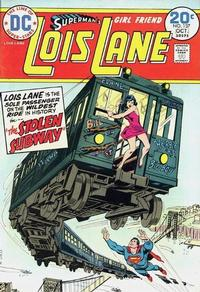 Cover Thumbnail for Superman's Girl Friend, Lois Lane (DC, 1958 series) #137