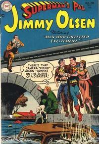 Cover Thumbnail for Superman's Pal, Jimmy Olsen (DC, 1954 series) #3