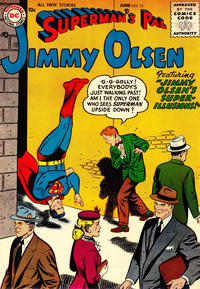 Cover Thumbnail for Superman's Pal, Jimmy Olsen (DC, 1954 series) #13