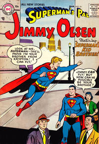 Cover Thumbnail for Superman's Pal, Jimmy Olsen (DC, 1954 series) #19