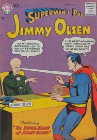 Cover Thumbnail for Superman's Pal, Jimmy Olsen (DC, 1954 series) #22