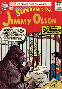 Cover Thumbnail for Superman's Pal, Jimmy Olsen (DC, 1954 series) #24