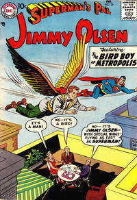 Cover Thumbnail for Superman's Pal, Jimmy Olsen (DC, 1954 series) #26