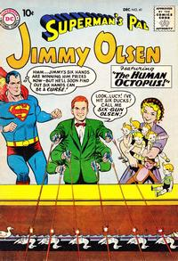 Cover Thumbnail for Superman's Pal, Jimmy Olsen (DC, 1954 series) #41