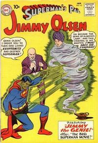 Cover Thumbnail for Superman's Pal, Jimmy Olsen (DC, 1954 series) #42