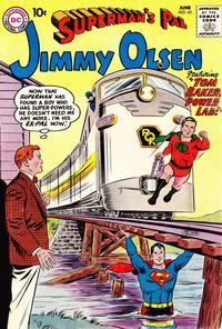 Cover Thumbnail for Superman's Pal, Jimmy Olsen (DC, 1954 series) #45