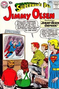 Cover Thumbnail for Superman's Pal, Jimmy Olsen (DC, 1954 series) #46