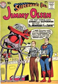 Cover Thumbnail for Superman's Pal, Jimmy Olsen (DC, 1954 series) #47