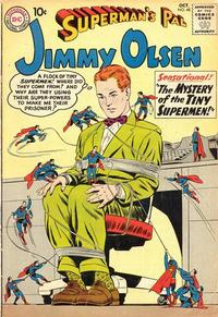 Cover Thumbnail for Superman's Pal, Jimmy Olsen (DC, 1954 series) #48