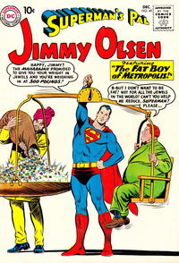 Cover Thumbnail for Superman's Pal, Jimmy Olsen (DC, 1954 series) #49