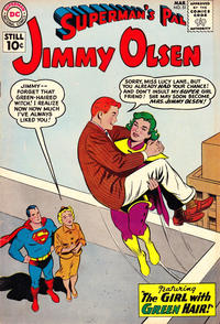 Cover Thumbnail for Superman's Pal, Jimmy Olsen (DC, 1954 series) #51