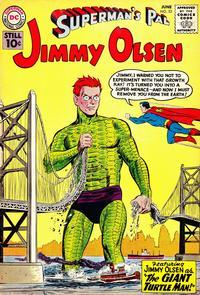 Cover Thumbnail for Superman's Pal, Jimmy Olsen (DC, 1954 series) #53