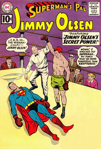 Cover Thumbnail for Superman's Pal, Jimmy Olsen (DC, 1954 series) #55