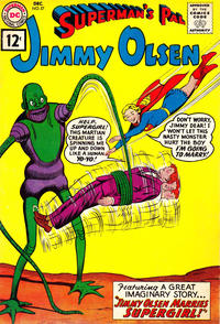 Cover Thumbnail for Superman's Pal, Jimmy Olsen (DC, 1954 series) #57