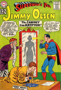 Cover Thumbnail for Superman's Pal, Jimmy Olsen (DC, 1954 series) #66