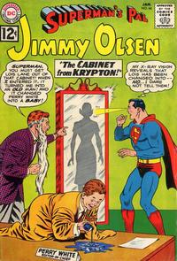 Cover Thumbnail for Superman's Pal, Jimmy Olsen (DC, 1954 series) #66