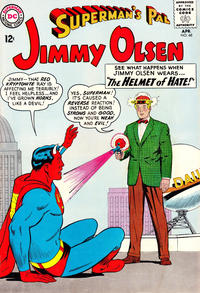 Cover Thumbnail for Superman's Pal, Jimmy Olsen (DC, 1954 series) #68