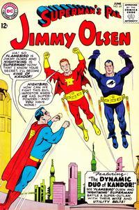 Cover Thumbnail for Superman's Pal, Jimmy Olsen (DC, 1954 series) #69