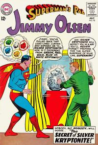 Cover Thumbnail for Superman's Pal, Jimmy Olsen (DC, 1954 series) #70