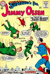 Cover Thumbnail for Superman's Pal, Jimmy Olsen (DC, 1954 series) #71